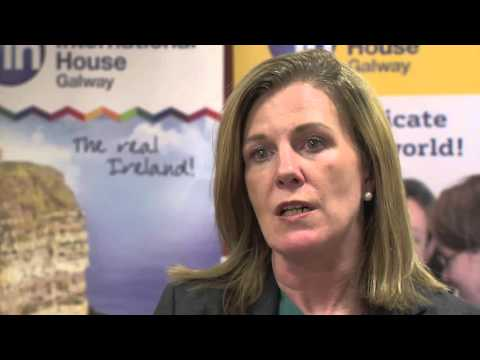 CELTA at IH Galway video