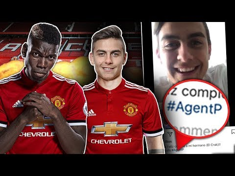 Has Paul Pogba Confirmed Paulo Dybala's Transfer To Manchester United?! | Sunday Vibes