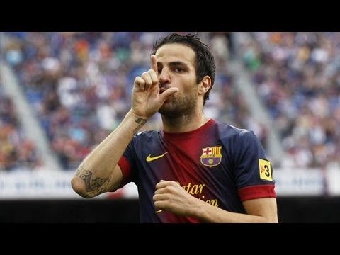 Barcelona Vs Malaga 4-1 | Full Match 01.06.13