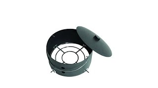 CharBroil Stackable Oven for the Big Easy Grill