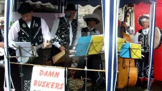 Damn Buskers Llantwit Major Victorian Fair 2011