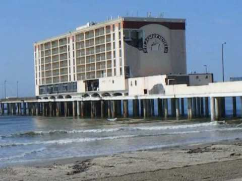 flagship hotel galveston island hurricane damage youtube. Black Bedroom Furniture Sets. Home Design Ideas