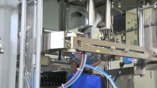 BVC 180 Producing 240 bags per minute.