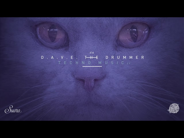 D.A.V.E. The Drummer & EYEZAK - Waveform Experimentations (Original Mix) [Suara]