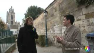 L'histoire de la ville de Pontoise