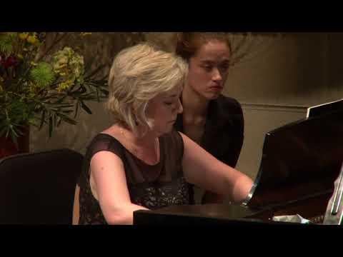 Sylvie Bodorova, Three Sonnets, Sonata for Piano (World Premiere) Bernadene Blaha, piano
