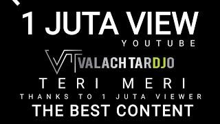 Download Mp3 Teri Meri Tiktokhits Versi Dj Teri Meri Acik Rmx Vs Jaipong Cover Valachtardjo