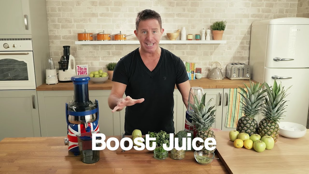 Boost Juice Jason Vale Juice Recipe
