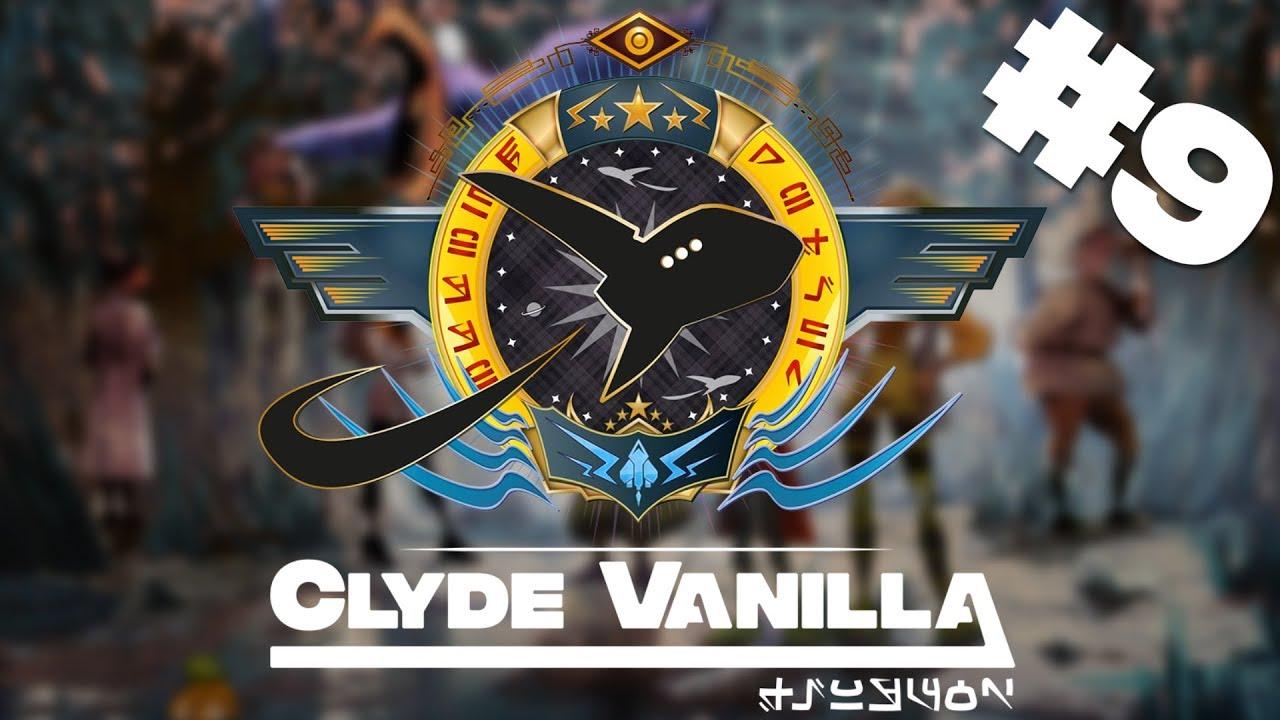 Clyde Vanilla #9 – L'Être Primordial