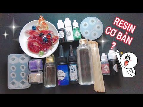 Những điều bạn cần biết khi mới làm resin ? Resin cho người mới bắt đầu - Resin for newbie