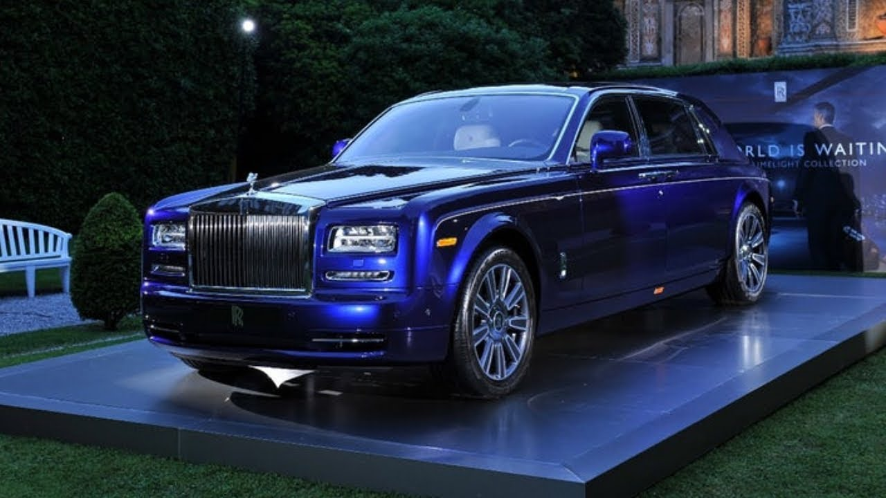 2020 Rolls Royce Dawn Unveiled