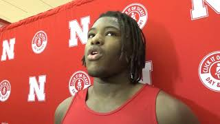 HOL HD: Yvan Ouedraogo Previews Wisconsin