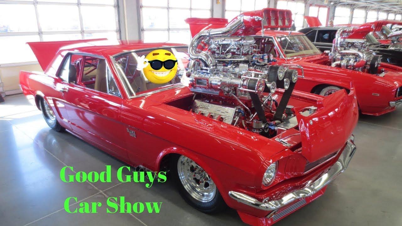 Enterprise Rental Car Charlotte Nc: Good Guys Car Show Charlotte NC Motor Speedway 2018