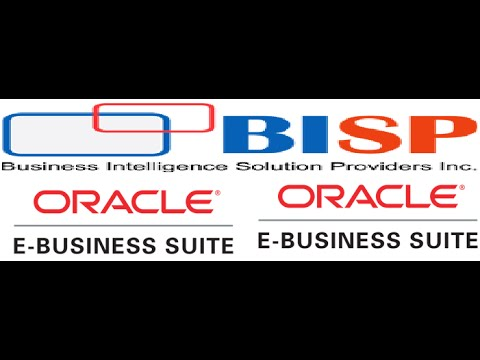 Oracle EBS Key Business Cycle