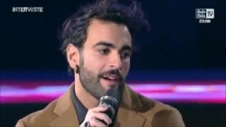 intervista Marco Mengoni RADIOITALIA 5/12/16