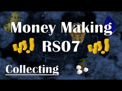 how to make money in runescape 2007