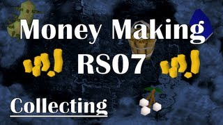 RS07: Money Making Guide Part 1: Collecting | EPIC CASH | 500k+ Gp/H Runescape 2007 by Ik Whats Rc