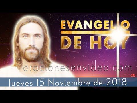 Evangelio De Hoy Jueves 15 Noviembre 2018 El Reino De Dios No Vendrá Espectacularmente