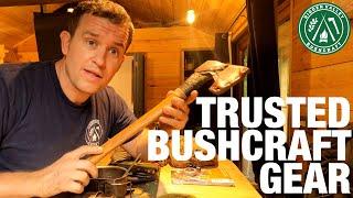 Bushcraft Gear YOU CĄN TRUST | Tips from a Bushcraft Instructor