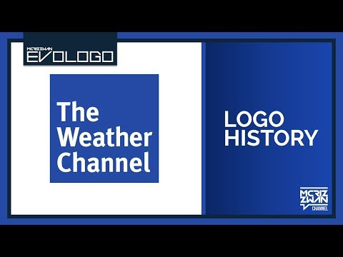 The Weather Channel Logo History | Evologo [Evolution of Logo]