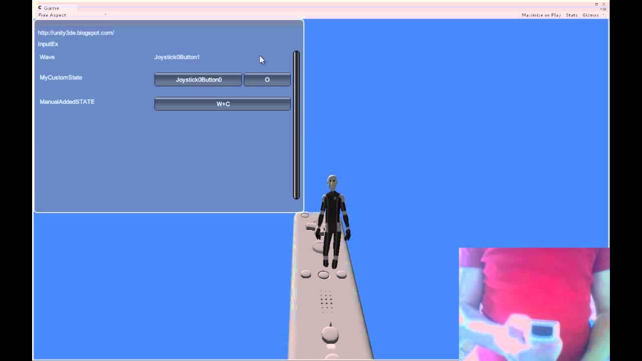 Unity3D Evangelism: Unity3d - Input Mapper (Games,Joystick