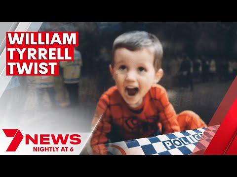 Download Disturbing new twist in William Tyrrell case | 7NEWS
