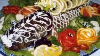 Блюда Европейской кухни. Часть1.