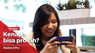 Review smartphone paling pro di kelas menengah, Realme 3 Pro