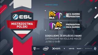 ESL Mistrzostwa Polski S17. Counter-Strike - Global Offensive - W5D1