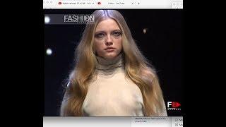 SALVATORE FERRAGAMO Full Show Autumn Winter 2008 2009 Milan   Fashion Channel