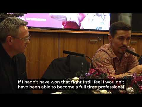 Losing to an ice-cream man and career highs | Anthony Crolla on retirement
