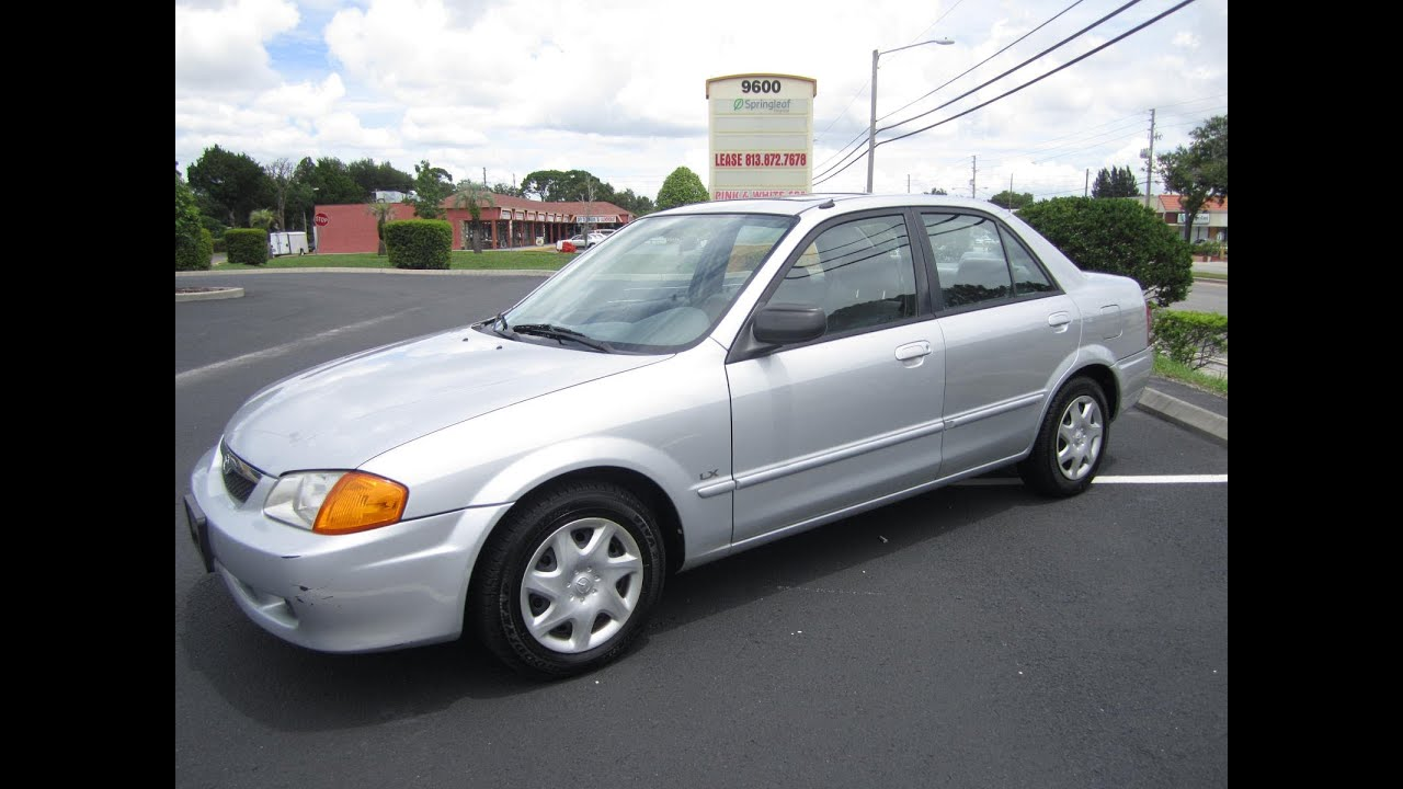 sold 1999 mazda protege lx meticulous motors inc florida for