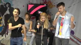 Adda, Liviu Teodorescu si Robert Toma - Tot ce mi-a ramas live Radio3net