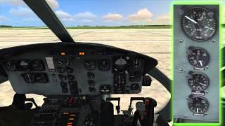 DCS:UH-1H Huey. Start Engine