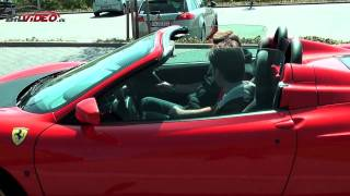 My First Time Driving a Ferrari - Starring a Ferrari F430 Spider F1