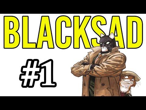 Nos légendes de la BD #1: Blacksad
