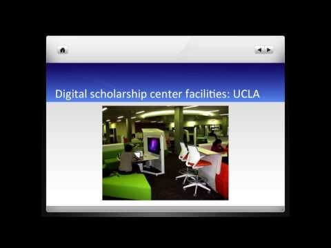 CNI: Trends In Digital Scholarship Centers