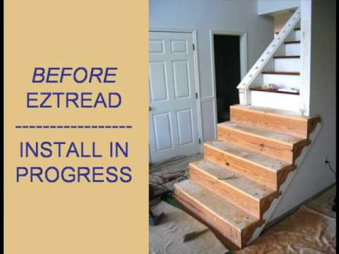 Prefinished Treads And Risers For You Stair Youtube   Prefinished Retro Stair Treads   Maple   Stair Nosing   Red Oak   Brazilian Cherry   Risers