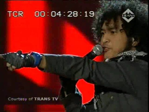 nidji - Disco Lazy Time ( Exclusive Nidji LIVE ON TRANS TV )
