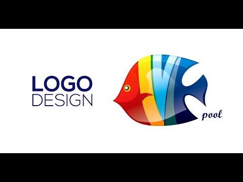 Professional Logo Design – Adobe Illustrator cc (Pool)