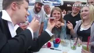 Mr. PAT-TRICK Firmenevents und Hochzeiten Zauberer Bremen, Hamburg, Hannover