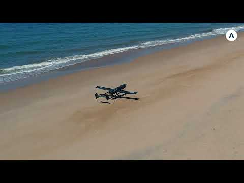 AERTEC / RPAS Missions from the beach