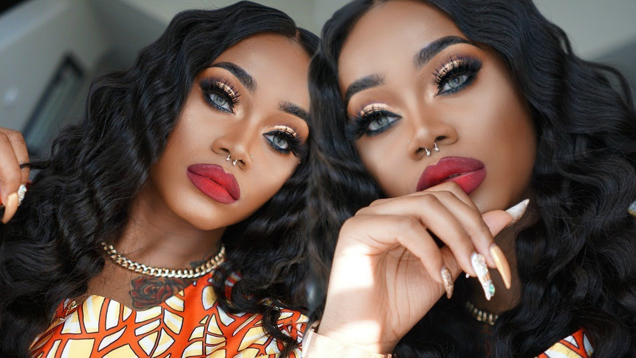 5 Wedding Makeup Looks For Black Women Makeup Com