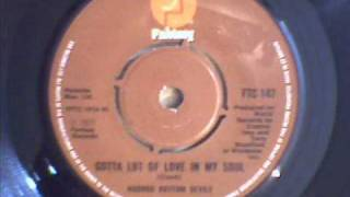 HOODOO RHYTHM DEVILS - GOTTA LOT OF LOVE IN MY SOUL
