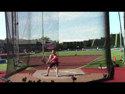 2016 US Olympic Trials- Men's Hammer Throw