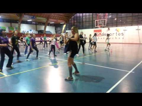 Negro Gato – Brazilian Funk – Choreography by Raquel Call Fitness 2014 Zumba