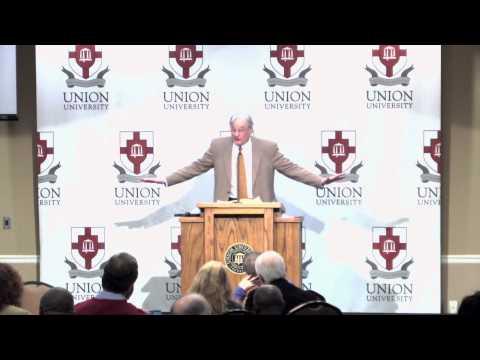 "Sandy Willson on ""Regaining Confidence in God's Word"" - Plenary 2"