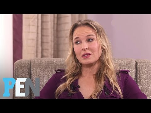 Renée Zellweger Reveals She Took Bad Advice About Hiding Her Exhaustion | PEN | Entertainment Weekly