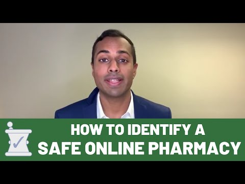 How To Find A Safe Online Pharmacy | Patient Safety When Buying Prescription Medication Online