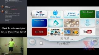 Lets Get Rekt! w Chris! #9 (NFL Training Camp, Wii 2010)
